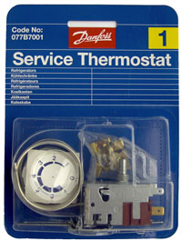 Danfoss universal thermostat no 1