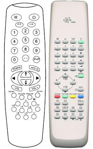 auch Durabrand TV372 TV512ST TV551ST 11AK30 11AK37.